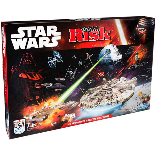 Risk: Star Wars Edition (NewArrival)