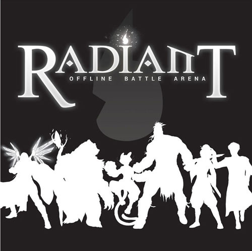 Radiant: Offline Battle Arena Core Set