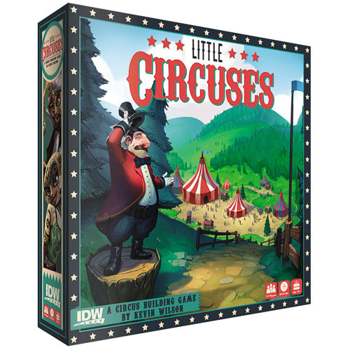 Little Circuses (Clearance)