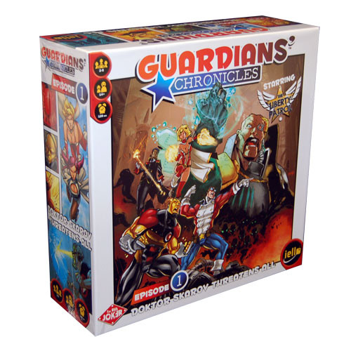 Guardians' Chronicles (Clearance)