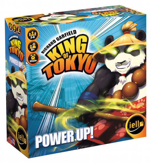 King of Tokyo (2nd Edition): Power Up Expansion