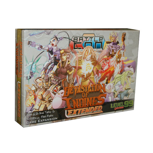 BattleCON: Devastation of Indines - Extended Edition Expansion