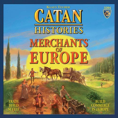 Catan Histories: Merchants of Europe (Clearance)