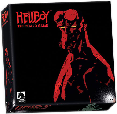 Hellboy: The Board Game (New Arrival)