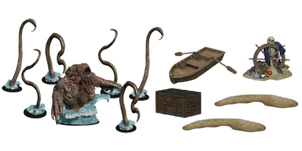 Dungeons & Dragons Fantasy Miniatures: Monster Menagerie 3 - Case Incentive