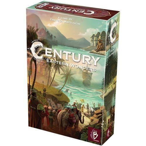 Century: Eastern Wonders (New Arrival)