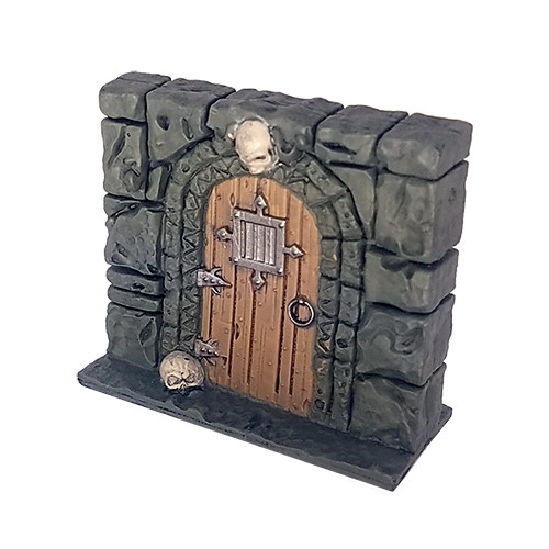sc 1 st  Miniature Market & Maze of Death Dressing: Barred Door