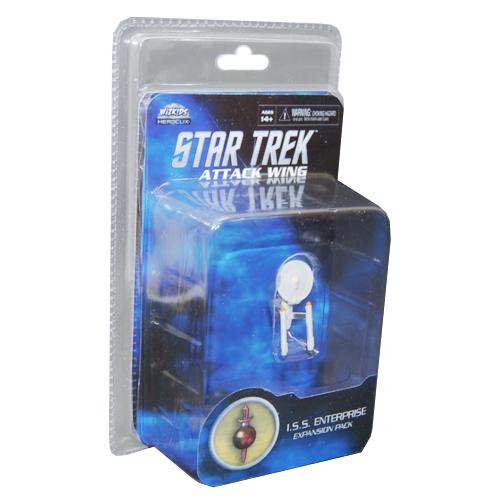 Star Trek Attack Wing: Mirror Universe - I.S.S. Enterprise Expansion Pack
