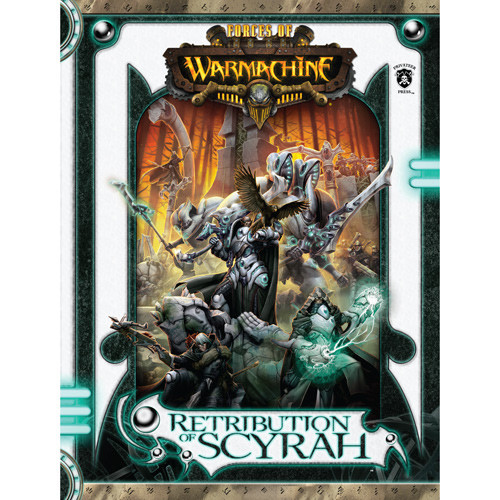 Warmachine: Retribution of Scyrah (Softcover)