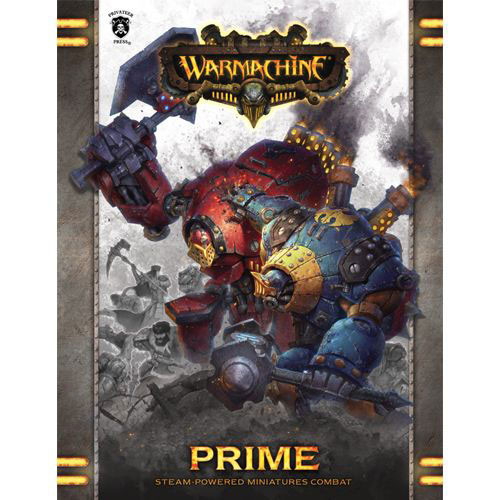 Warmachine: Prime (Mk III) (Hardcover)