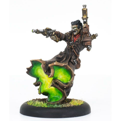 Warmachine: Cryx - Hellslinger Phantom (1)