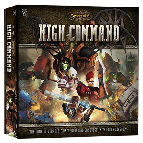 Warmachine High Command: Core Set (On Sale)