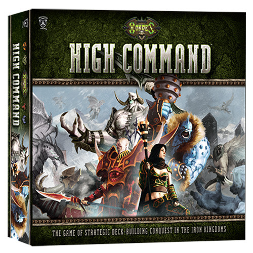 Hordes: High Command Core Set (Clearance)