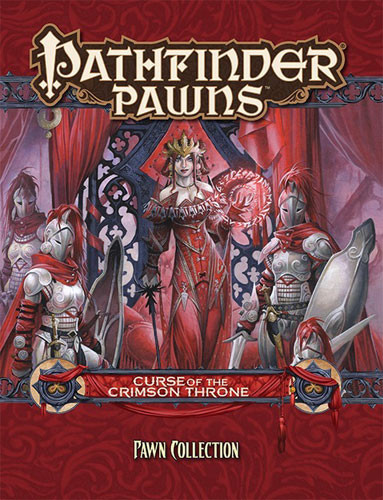 Pathfinder RPG: Pawn Collection - Curse of the Crimson
