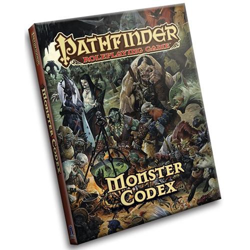 Pathfinder RPG: Monster Codex