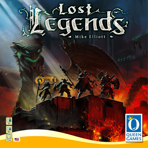 Lost Legends (Clearance)