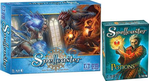 Spellcaster: Full Set   Board Games   Miniature Market