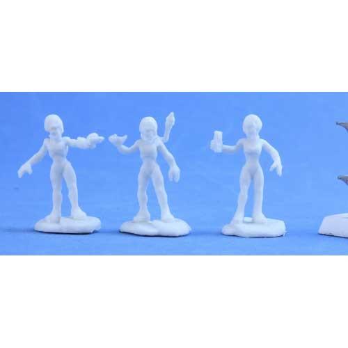 Bones Aliens and Saucer Rpr80045