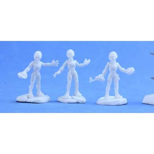 Bones Aliens and Saucer Rpr80046