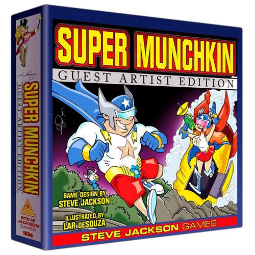 Super Munchkin: Guest Artist Edition (Lar de Souza)