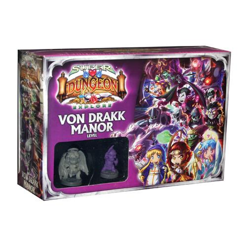 Super Dungeon Explore: Von Drakk Manor Level Box Expansion