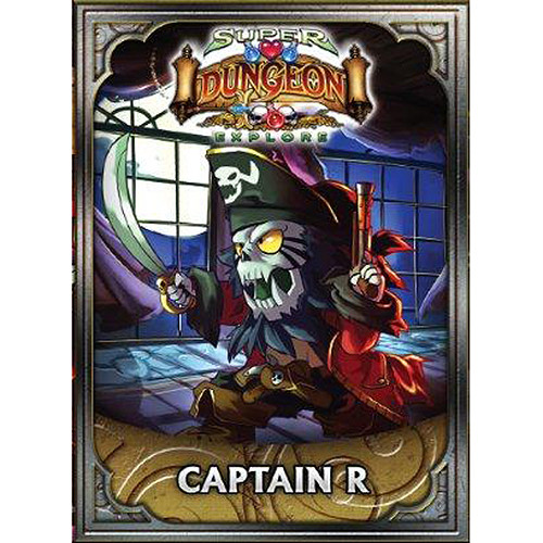 Super Dungeon Explore: Captain R Expansion (Clearance)