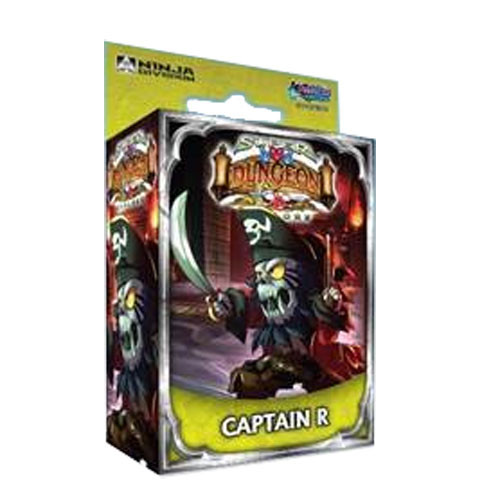 Super Dungeon Explore: Captain R Expansion (Revised) (Clearance)