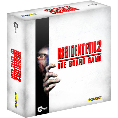 Resident Evil 2 The Board Game New Arrival