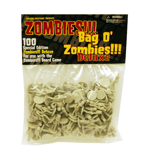 Zombies!!! Bag O' Zombies!!! (Deluxe)