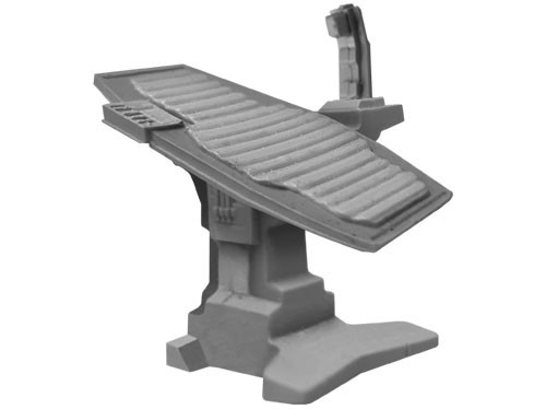 Tiny Terrain: Sci-fi Medical Table | Table Top Miniatures