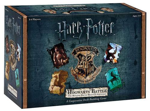 Harry Potter Hogwarts Battle The Monster Box Of