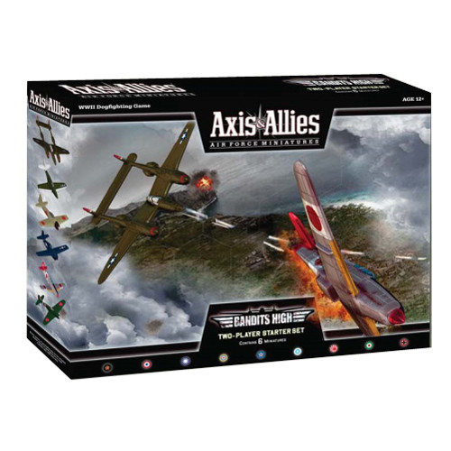 Axis and Allies - Bandits High: Two-Player Starter Set