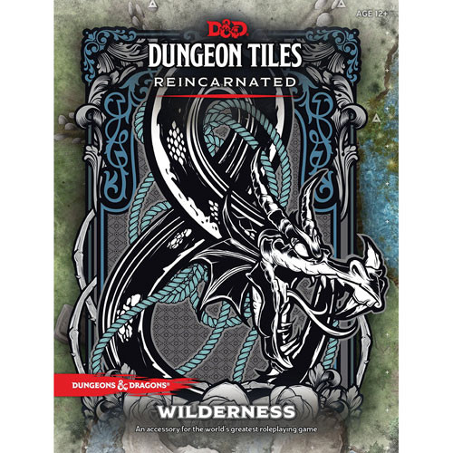 D&D RPG: Dungeon Tiles Reincarnated - Wilderness | Role Playing