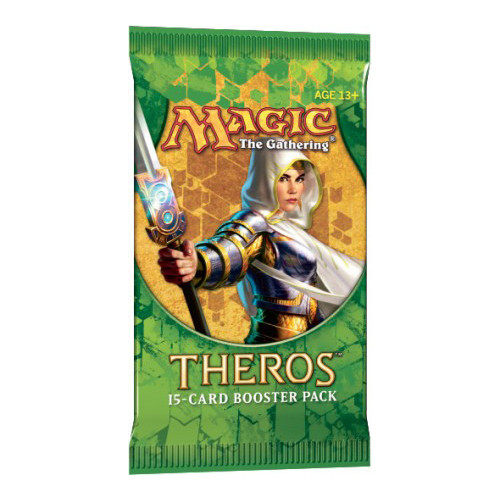 Magic the Gathering: Theros - Booster Pack