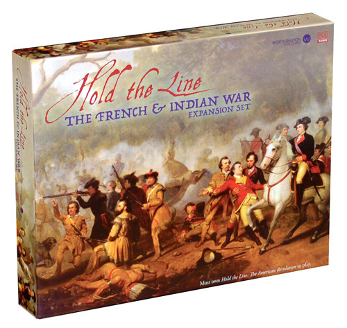 Hold the Line: The French & Indian War Expansion Set (Remastered Edition)