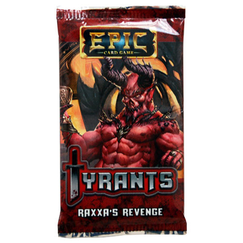 Epic Card Game: Tyrants - Raxxa's Revenge Pack