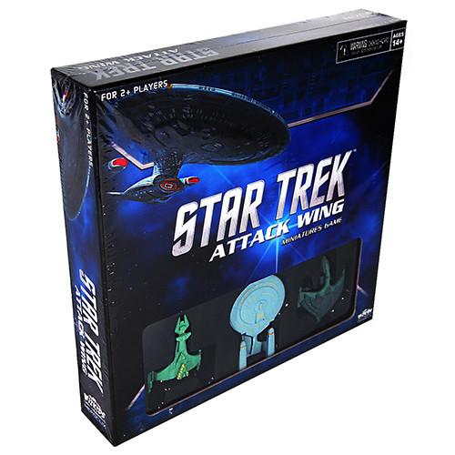 Star Trek Attack Wing: Miniatures Game Starter Set