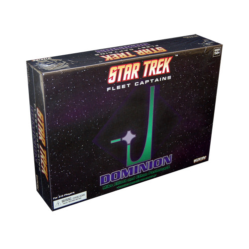 Star Trek: Fleet Captains - Dominion Expansion | Board Games