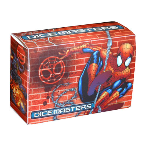 Marvel Dice Masters: The Amazing Spider-Man - Team Box (Clearance)