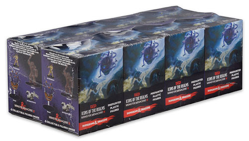Dungeons & Dragons Fantasy Miniatures: Monster Menagerie 2 - Booster Brick (8)