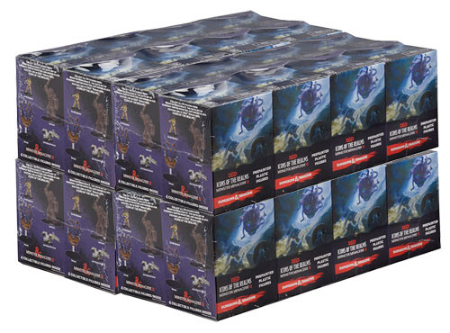 Dungeons & Dragons Fantasy Miniatures: Monster Menagerie 2 - Booster Case (32)