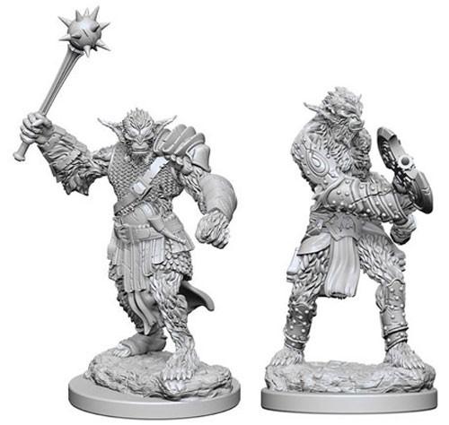 Dungeons & Dragons: Nolzur's Marvelous Unpainted Miniatures - Bugbears