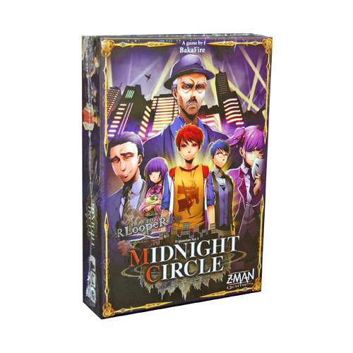 Tragedy Looper: Expansion Set 1 - Midnight Circle (Clearance)