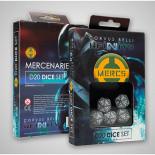Infinity: Mercenaries - D20 Dice Set (Clearance)