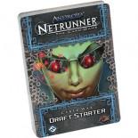 Android: Netrunner LCG - Cyber War: Draft Starter (Clearance)