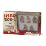 Zombicide: Black Plague - Hero Box #1 Expansion