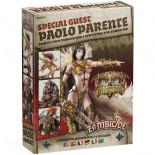 Zombicide: Black Plague Survivor Set - Guest Artist Paolo Parente