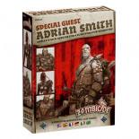 Zombicide: Black Plague - Survivor Set: Guest Artist Adrian Smith