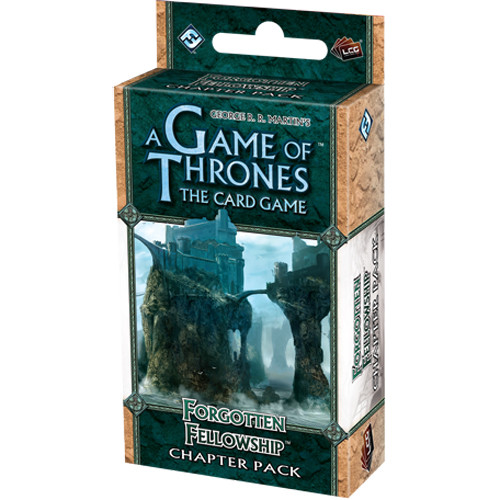 A Game of Thrones LCG - Forgotten Fellowship Chapter Pack (NewArrival)