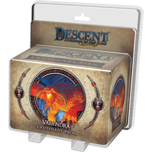 Descent: Journeys in the Dark (2nd edition) - Valyndra Lieutenant Pack (NewArrival)